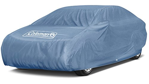 OxGord Coleman Premium Signature Car Cover - Indoor-Outdoor Cover Waterproof/Dustproof/Scratch Resistant/UV Protection for Vehicles up to 225