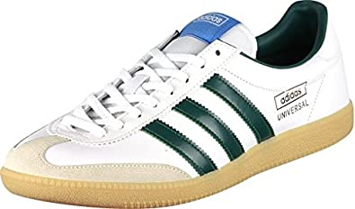 adidas Universal Schuhe 8,0 White/Forest: Amazon.de: Schuhe ...
