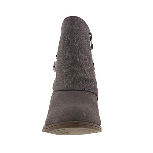 New Women's Fawn Boot Blowfish Charcoal Sistee Ankle vwnqXa