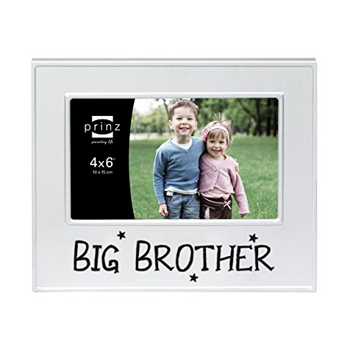 Prinz Tender Thoughts 'Big Brother' Metal Frame, 6 x 4