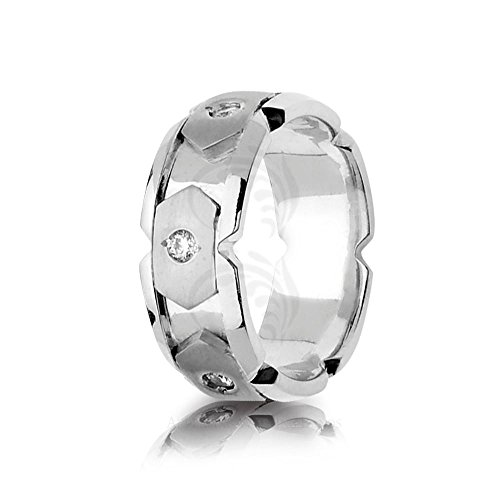 0.4 Ct Diamond Band - 3