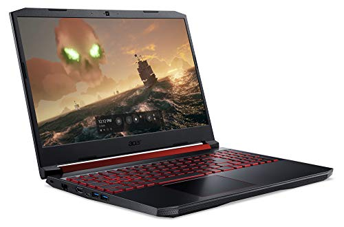 "2020 Acer Nitro 5 Gaming Laptop: Core i5-9300H, RTX 2060, 16GB RAM, 15.6"" Full HD 144Hz IPS Display, 256GB SSD + 1TB HDD"