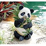 """20"""" Chinese Panda Home Garden Pool Gallery Sculpture Statue (Xoticbrands)"""