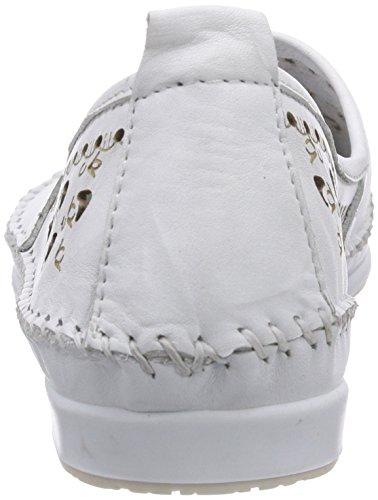 Conti weiß Mujer De Weiß Casa Blanco Andrea Zapatillas 001 0569207001 UwqxPdRRZ