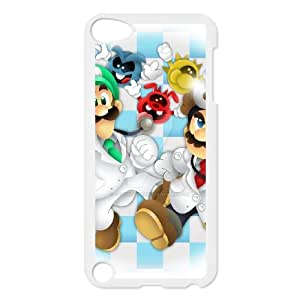 iPod Touch 5 Case White Dr. Mario Miracle Cure 001 TR2216497