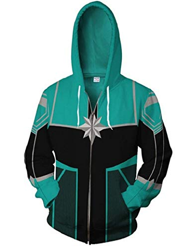 Super Hero Hoodie Super Hero Costume Creative Fashion Sweater Halloween -