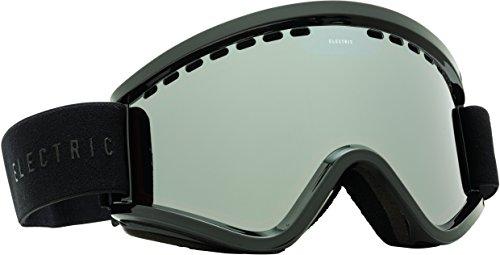 Electric Visual EGV Gloss Black/Bronze Silver Chrome Snow Goggle