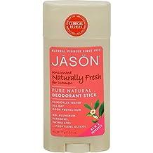 Jason Deodorant Stick For Women Naturally Fresh - 2.5 oz by Jason Natural