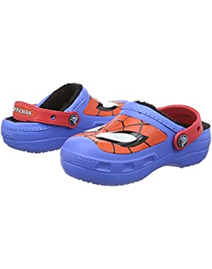 Boys' CC Spider-Man Lined Clog