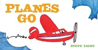 Book Cover: Planes Go