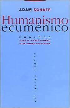 Humanismo Ecumenico (Spanish Edition)
