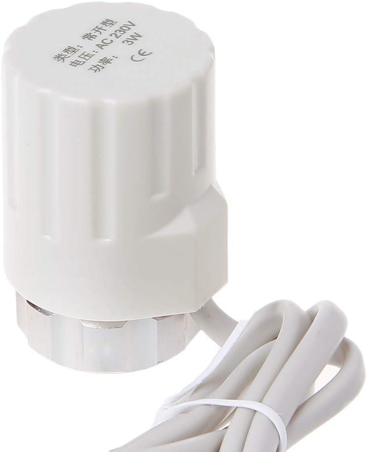 Viesky thermique /électrique actionneur s/éparateur deau Soupape de contr/ôle de temp/érature pour collecteur