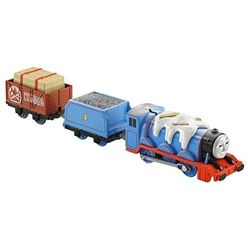Thomas and Friends Trackmaster Sodor Snowstorm Snowy Gordon Motorized Train