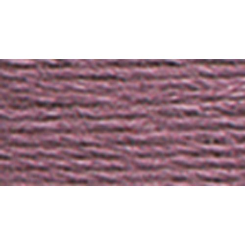 DMC 117-3041 Six Strand Embroidery Cotton Floss, Medium Antique Violet, 8.7-Yard (Antique Floss Dmc)