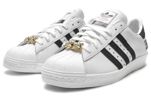 b4cf7f98c76f8 adidas Superstar 80s My Run DMC (JMJ-Jam Master Jay) 25th ...