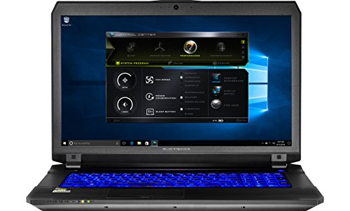 Eluktronics P670RP6 Premium Gaming Laptop