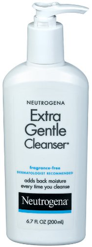 Neutrogena Extra Gentle Cleanser, 6.7 Ounce (B000052ZB2)