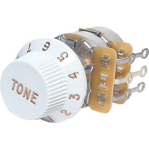 Potentiometer - Original Fender® Tone Control for MOST Fender® Tele/Strat 250K -