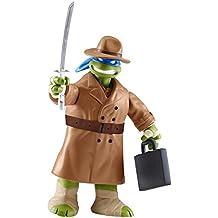 Teenage Mutant Ninja Turtles Leonardo in 80's Outfit Action Figure