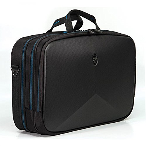 Briefcase Notebook Edge (Mobile Edge AWV17BC-2.0 Alienware Vindicator Briefcase V2.0 - Notebook carrying case - 17.3 inch)