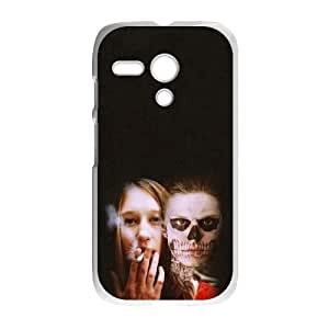 DIY Protective Hard Plastic Case for Moto G - American Horror Story customized case at CHXTT-C