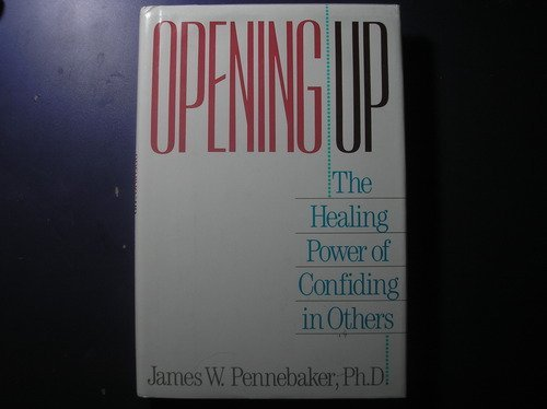 Opening Up: The Healing Power of Confiding in Others