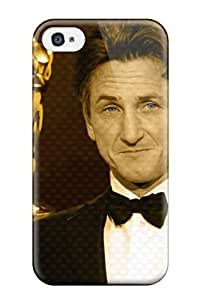 Premium NjlMSDl9080ywaep Case With Scratch-resistant/ Sean Penn Case Cover For iPhone 6 plus 5.5