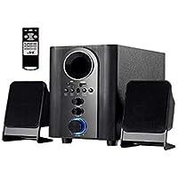 Sistema de Audio Minicomponente 2.1 Gris