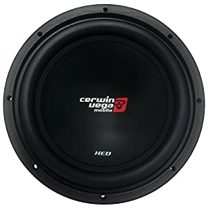 CERWIN VEGA XED12 XED 1000 Watts Max 12-Inch SVC Woofer 4 Ohms