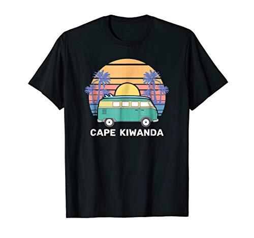 Oregon Cape Kiwanda Surfer Shirt, Retro Van Surfing Tee
