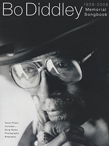 Bo Diddley Memorial Songbook 1928-2008 (Voice/Piano) Pvg by Various (2-Oct-2008) Paperback