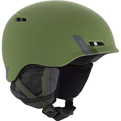 Anon Men's Rodan Helmet, Fatigue Green, Small (52-55cm)