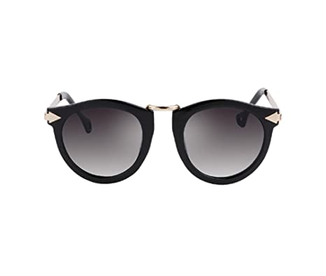 Tansle Brands Sunglasses For Womens Abs Frame With Double Arrow In