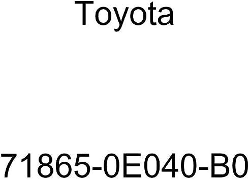 TOYOTA 71865-0E040-A0 Seat Cover