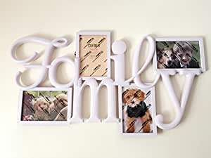 Family 4 Opening Wall Collage Wall Frame (family)