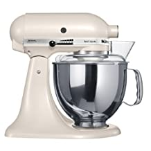 Kitchen Aid 5KSM150 Stand Mixer - 220 Volts Only! Will Not Work In The USA (Cafe Latte)