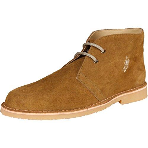 U.S. Polo , Chaussures de ville à lacets pour homme braun Sand 40