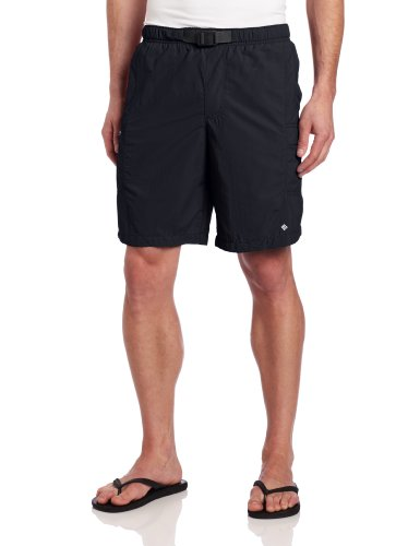 Columbia Men's Snake River II Water Swim Short, Abyss, Small