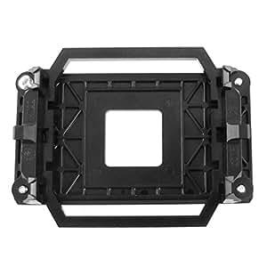 Sourcingmap - Soporte para ventilador de PC (compatible con placa AMD Socket 940 AM2)