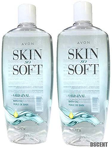 (Avon Skin So Soft Original, 25 oz (Pack of 2))