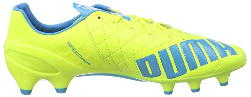De Atomic Ground Vert D'entranement Lth Evospeed 1 4 Puma Chaussures safety Pour Firm Yellow Football Homme Blue White g8Zwp4q