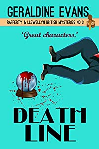 Death Line: British Detectives (Rafferty & Llewellyn Book 3)