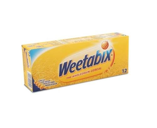 Weetabix Whole Grain Cereal England, 7.6-Ounce Boxes (Pack of 4)