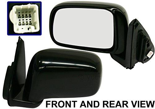 side mirror honda crv 1998 model - 2