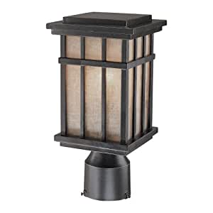 12-1/4-Inch Outdoor Post Light