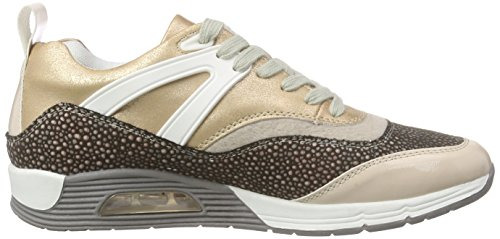 WoMen Multicolour Sneakers Bullboxer Mehrfarbig Top Low 159001f5s Pesk SwXnq58