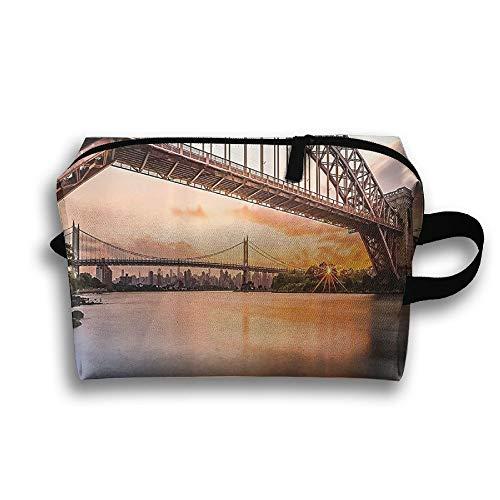 Gsodjsa Mini Astoria Hotel Travel Wash Bag Male Waterproof Portable Business Travel Storage Bag Female Cosmetic Bag