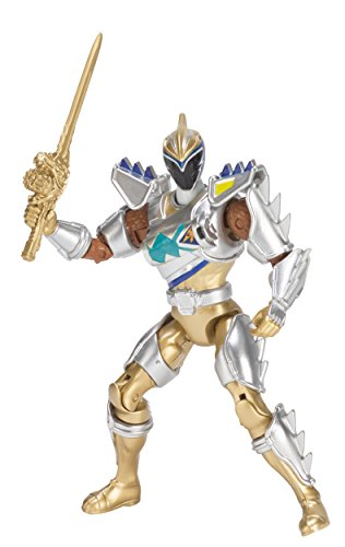 Power Rangers Dino Super Charge - Dino Super Drive Gold Ranger Action Figure, 5