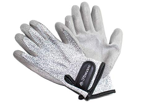 Picasso Top Dyneema - Spearfishing Gloves - Cut and Puncture Resistant (Extra Large) ()
