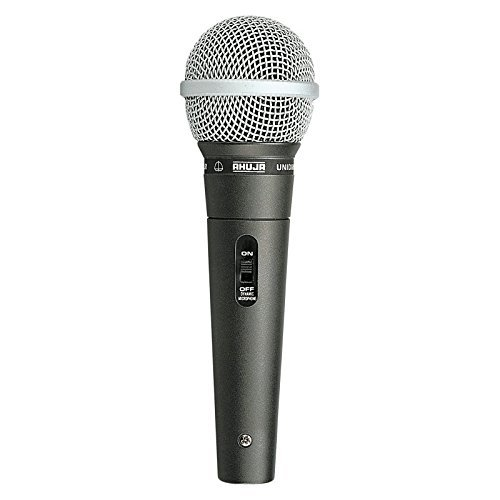 AHUJA Aud-98Xlr Unidirectional Dynamic Corded Microphone product image